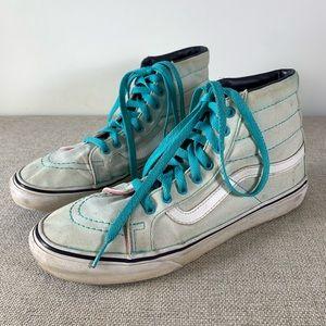 Vans High Top Skate Shoe 9.5